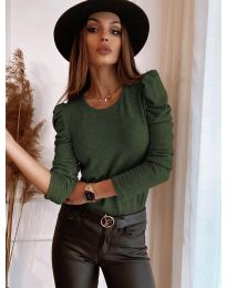 Bluza - koda 9556 - zelena