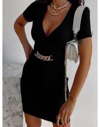 Obleka - koda 4305 - črna