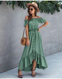 Obleka - koda 564 - zelena
