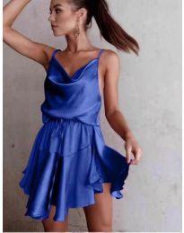 Obleka - koda 660 - modrá