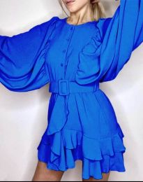 Obleka - koda 6299 - modra
