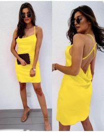 Obleka - koda 672 - rumena