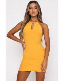 Obleka - koda 11936 - rumena