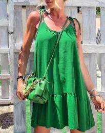 Obleka - koda 6589 - zelena