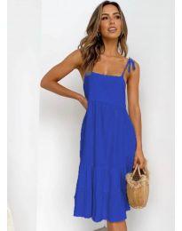 Obleka - koda 630 - modrá