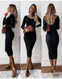 Obleka - koda 928 - črna