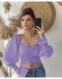 Bluza - koda 896 - vijolična