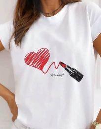 Majica - koda 9985 - bela