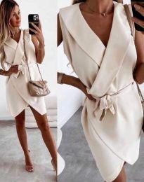 Obleka - koda 7793 - bež