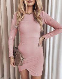 Obleka - koda 2835 - roza