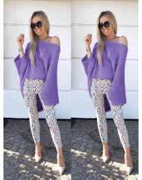 Bluza - koda 937 - vijolična