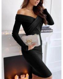 Obleka - koda 6130 - črna