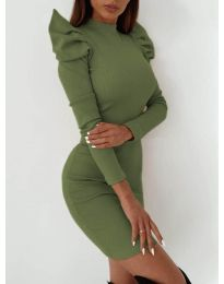Obleka - koda 9303 - zelena