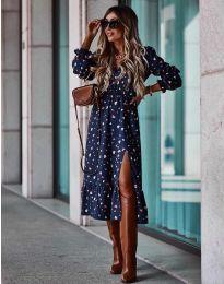 Obleka - koda 8866 - 5 - večbarvna