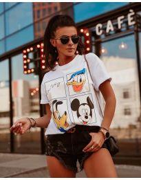 Majica - koda 964 - 3 - bela