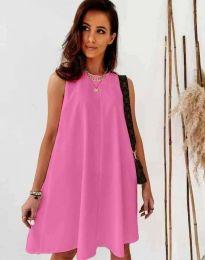 Obleka - koda 9862 - roza