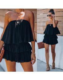 Obleka - koda 0489 - črna