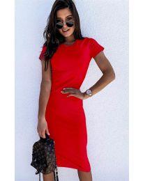 Obleka - koda 682 - rdeča
