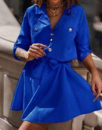 Obleka - koda 4950 - modra