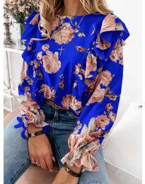 Bluza - koda 4256 - temno modra