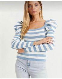 Bluza - koda 0263 - svetlo modra