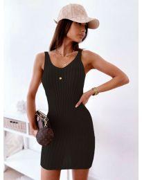 Obleka - koda 10088 - črna