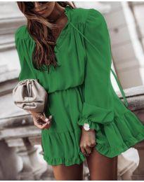 Obleka - koda 3231 - zelena