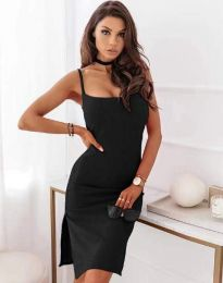 Obleka - koda 7783 - črna