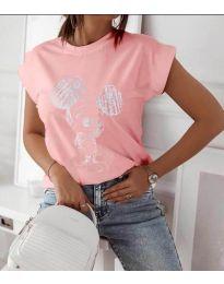 Majica - koda 709 - 1 - roza