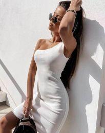 Obleka - koda 6412 - bela