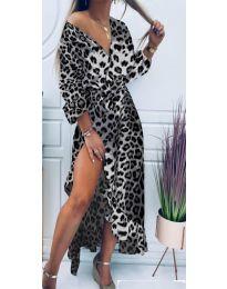 Obleka - koda 5454 - 4 - večbarvna