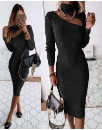 Obleka - koda 149 - črna