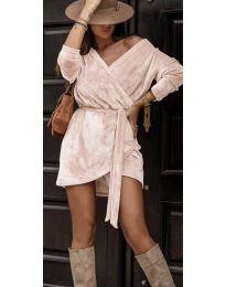 Obleka - koda 238 - roza