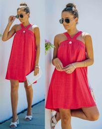 Obleka - koda 9103 - rdeča