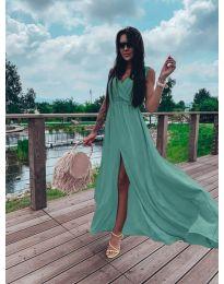 Obleka - koda 1174 - zelena