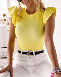 Majica - koda 5955 - 1 - rumena