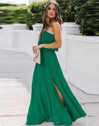 Obleka - koda 8871 - zelena