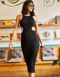 Obleka - koda 1358 - črna