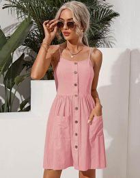 Obleka - koda 6271 - roza
