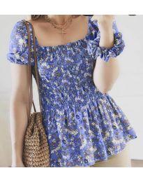 Bluza - koda 3464 - vijolična