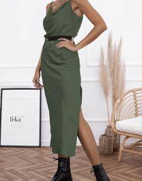 Obleka - koda 6231 - olivna
