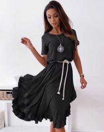 Obleka - koda 11893 - črna