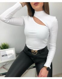Bluza - koda 6363 - bela