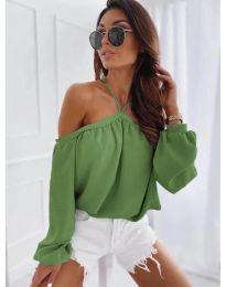 Bluza - koda 6561 - zelena