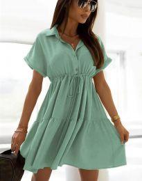 Obleka - koda 6292 - menta