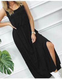Obleka - koda 7466 - 3 - črna