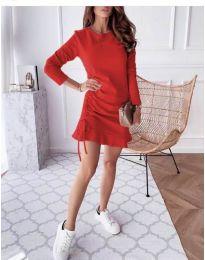 Obleka - koda 832 - rdeča