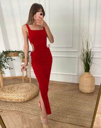 Obleka - koda 1272 - rdeča