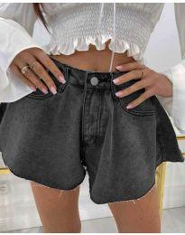 Kratke hlače - koda 3880 - 1 - siva