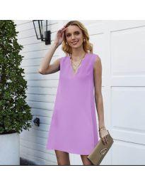 Obleka - koda 1429 - vijolična
